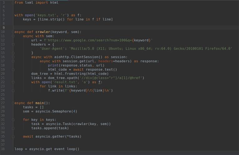 Курс Python для SEO - Онлайн Интенсив 48 часов занятий за